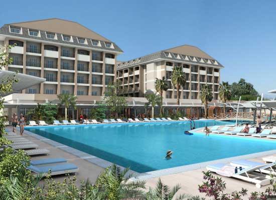 Vera club hotel prettig reizen for Turkije specialist reizen