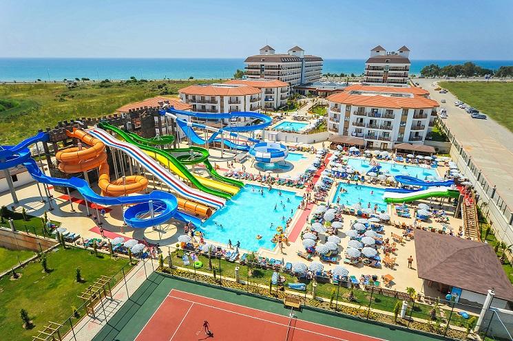 Eftalia Aqua Resort Amp Spa Goedkoop Te Boeken Eftalia Aqua