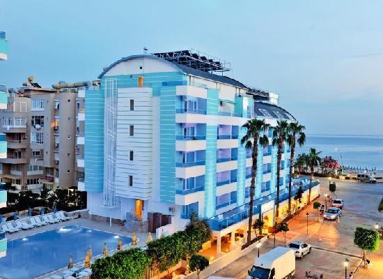 Mesut Hotel Alanya. Boek Mesut Hotel Alanya goedkoop bij Prettig Reizen.