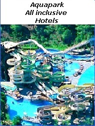 Aquapark all inclusive hotels